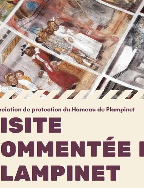 Visite commentée de Plampinet
