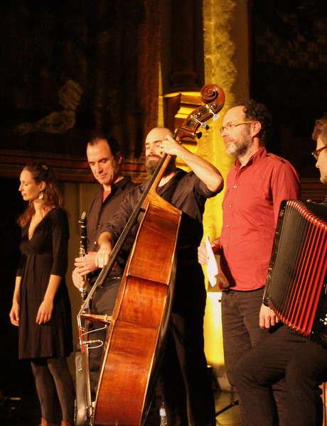 """Concert """"Les entêtés"""""""