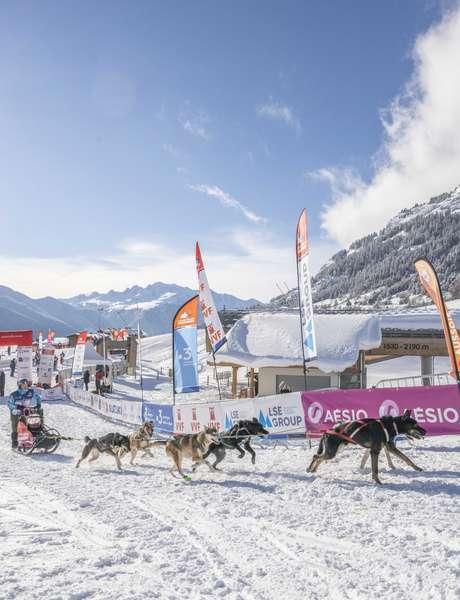 Etape Aussois - La Grande Odyssée Savoie Mont Blanc