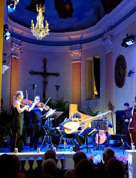 12e Festival International de Mandoline de Castellar