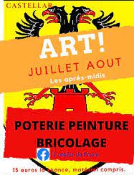 Art! Atelier Poterie Peinture Bricolage