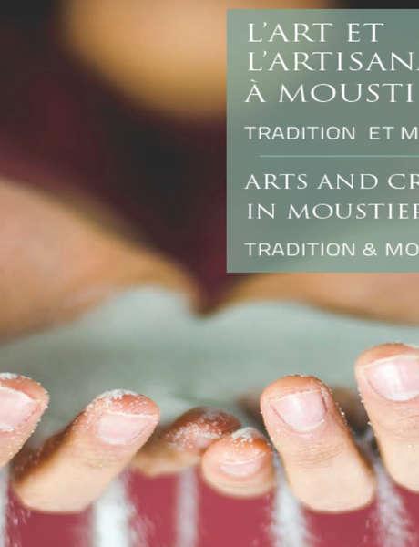 On fête Noël à Moustiers-Sainte-Marie