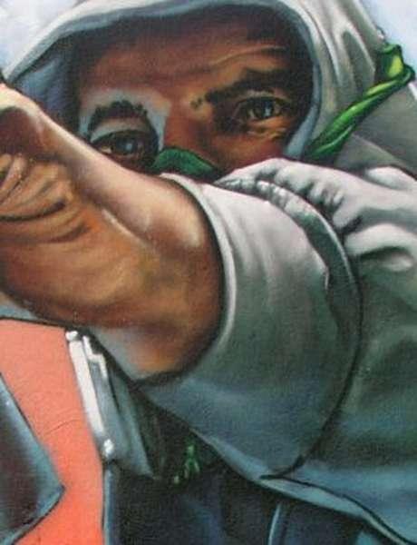 Balade découverte du street art avec le graffeur Jazi