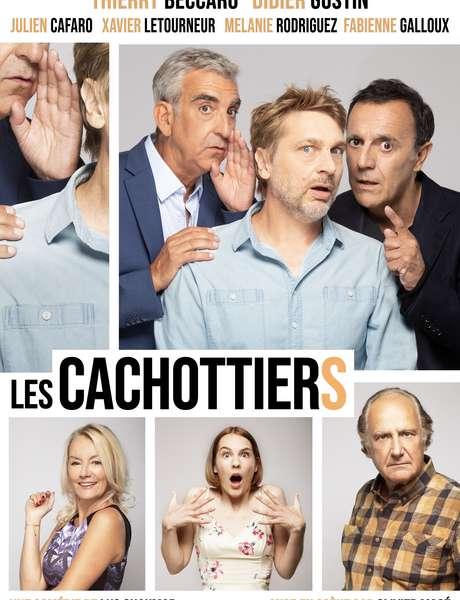 """Théâtre : """"Les Cachottiers"""""""