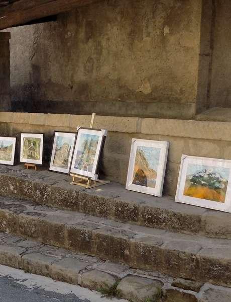 Le sentier des artistes - exposition
