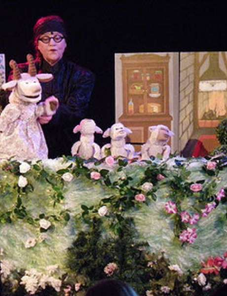 Young audience show - Chou Theatre -   3 stories for Christmas