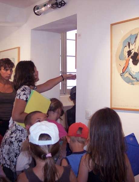 Visite commentée des Collections Max Ernst, Dorothea Tanning et Stan Appenzeller