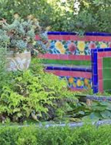 Guided tour of the Fontana Rosa garden