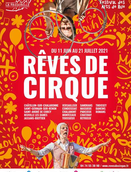 Le Festival Rêves de Cirque