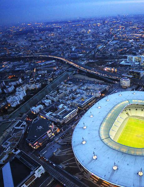 Les coulisses du Stade de France®