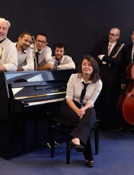 Konzert : Jazz Club de Sanary - Harlem Serenaders Septett