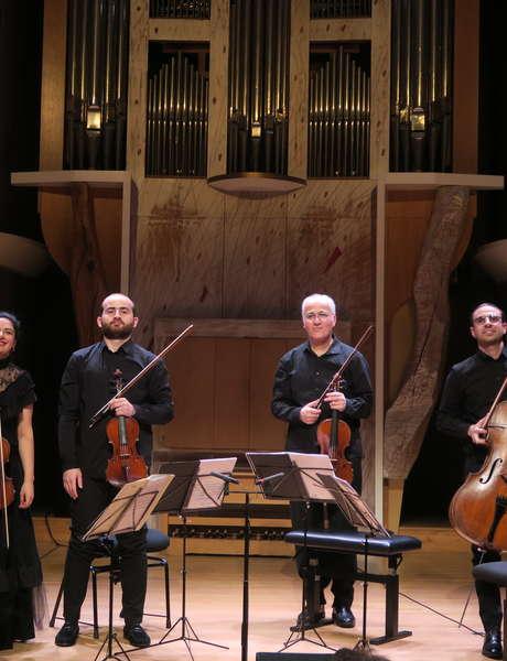 32ème Festival de Quatuors à cordes du Pays de Fayence: Armenian Quartet