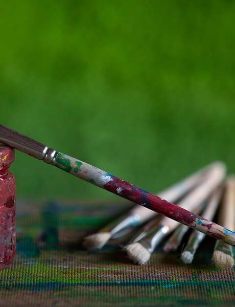 Workshop Herstellung von natürlichen Farben
