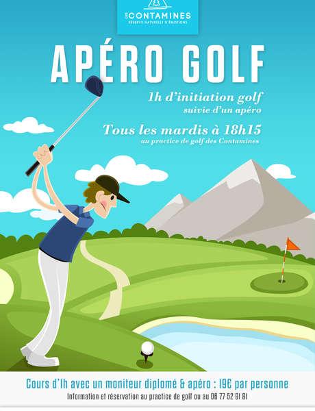 Apéro Golf