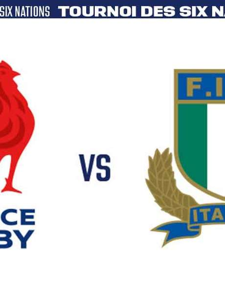 Rugby - France vs Italy