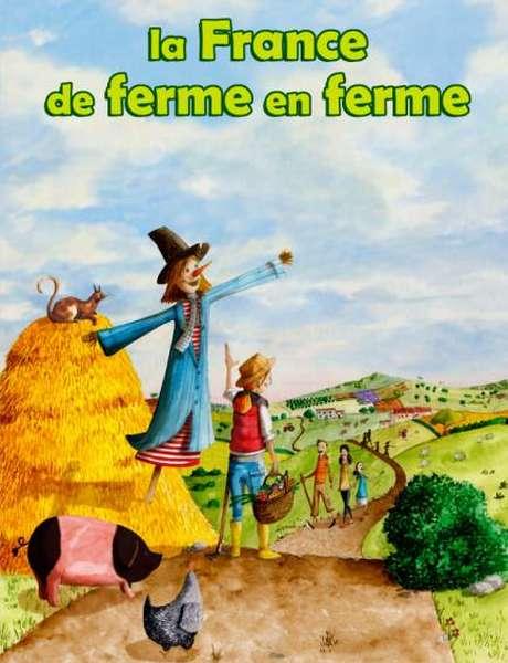 REPORT SEPTEMBRE - La ferme du Petit Ramard - De ferme en ferme