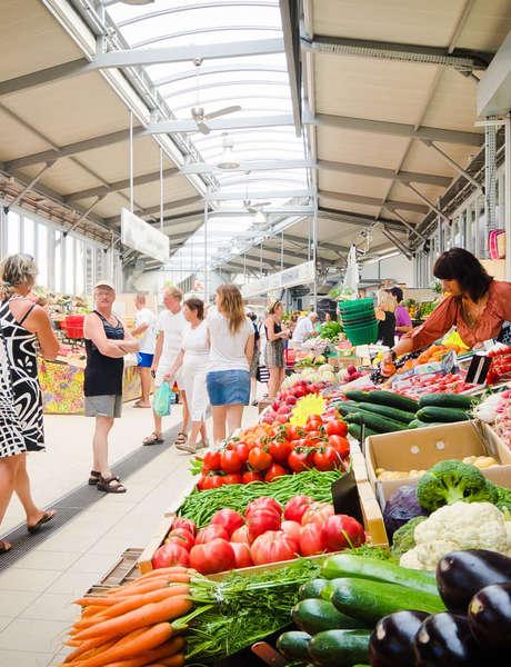 Boulouris Market