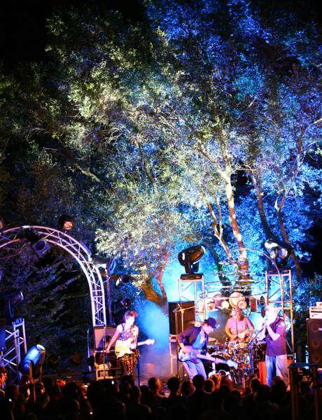 Le Mas des Escaravatiers festival
