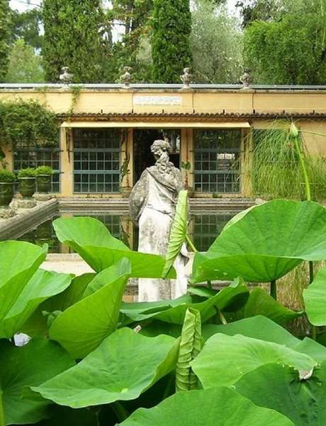 Visite guidée du jardin Serre de la Madone