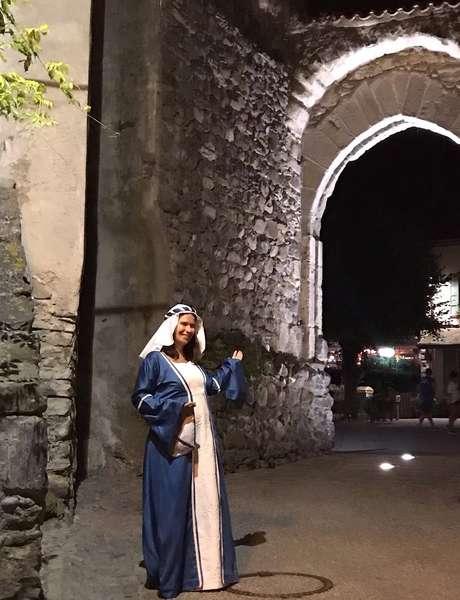 Activité coup de coeur :Visite guidée costumée à la lanterne