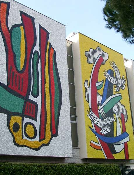 Visite guidée du Musée Fernand Léger