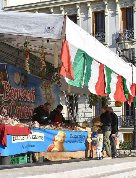 Marché italien