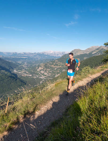 Sortie trail 13.5 km