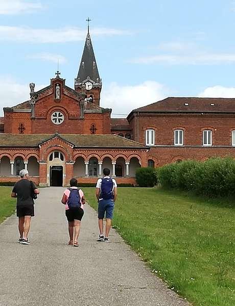 L'Abbaye - Le temps d'une balade dombiste