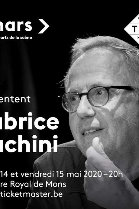 Fabrice Luchini - 20 février