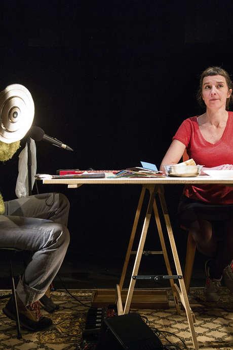 Théâtre : Les gens d'ici