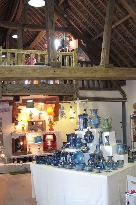 Exposition des Artisans du Moulin