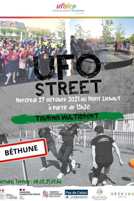 UFO STREET