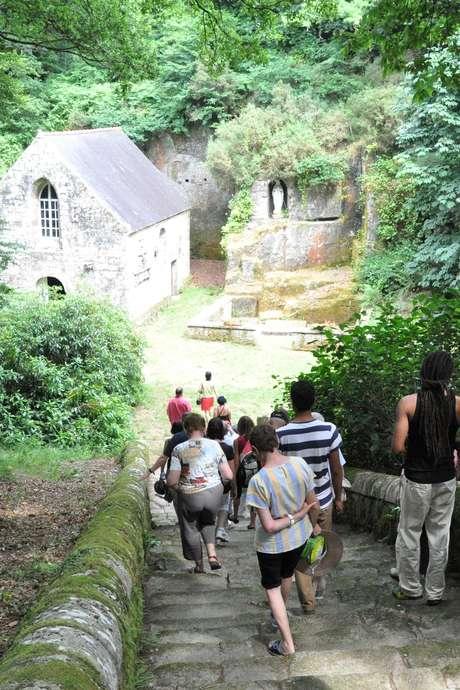 Un site exceptionnel et unique : Locuon en Ploërdut