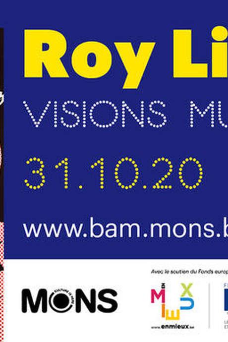 """Roy Lichtenstein """"Visions multiples"""" - Stage enfants de 5-8 ans: une journée à la carte par le Dynamusée"""