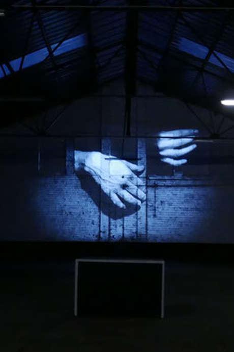 Nacht van de digitale kunsten - Behind the walls