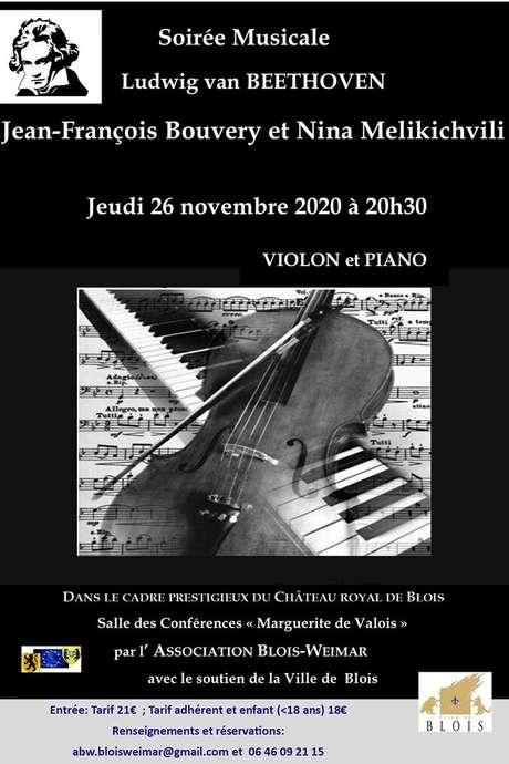 Soirée Musicale : Ludwig Van Beethoven