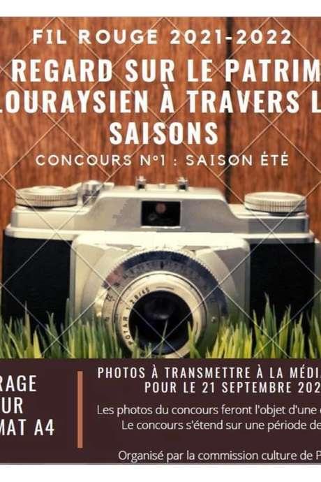 Concours photos : mon regard sur le patrimoine Plouraysien à travers les saisons. N°1 : saison été