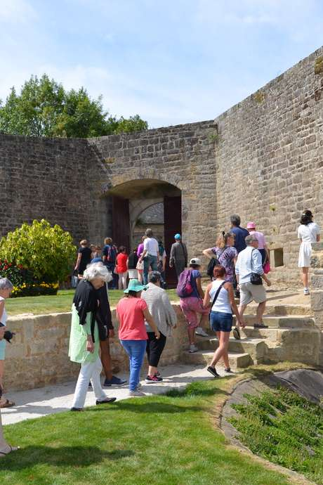 Visites guidées « La Cité des Rohan »