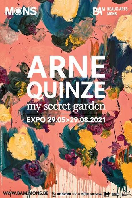 Arne Quinze - My secret garden