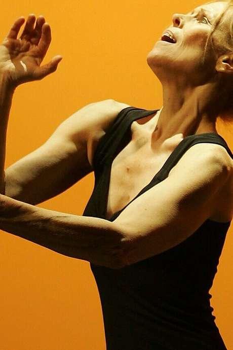 Nacht van de dans - Carolyn Carlson