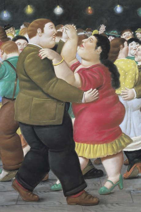 Fernando Botero. Au-delà des formes. / Visites guidées pendant les nocturnes