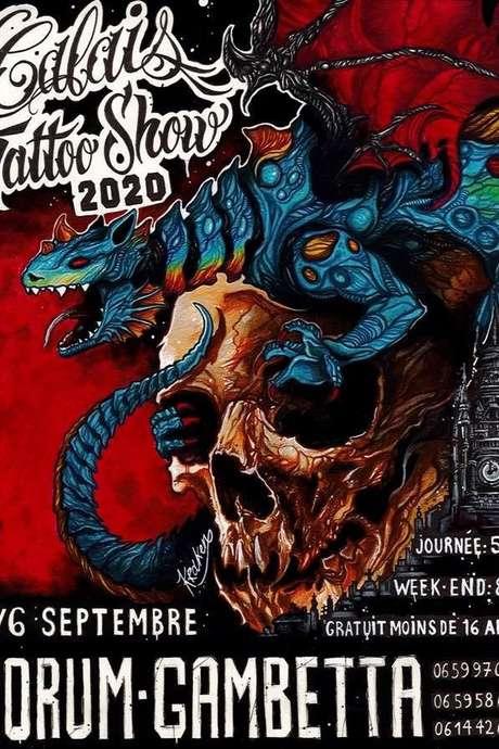 Calais Tattoo Show