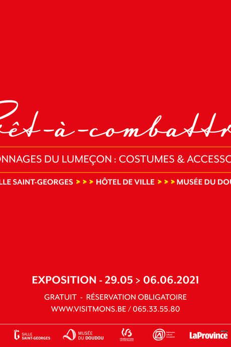 """Exposition """"Prêt-à-combattre"""""""