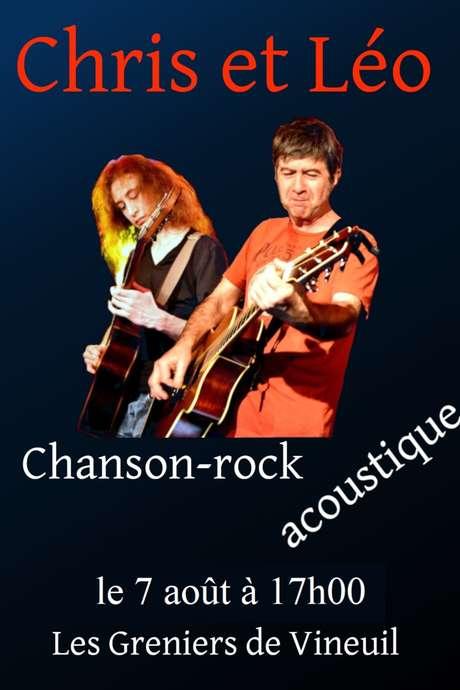 Concert : Chris et Léo
