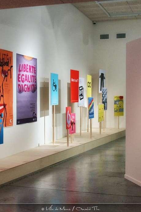 Conférence de Sébastien Marchal –« L'affiche à mains nues. Promenade dans l'histoire du graphisme politique. »