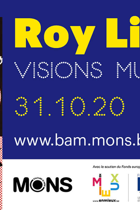 "Roy Lichtenstein ""Visions multiples"" - « Art sur toile » au Plaza Art"