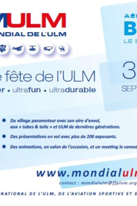 Baptême en ULM Pendulaire : Découverte des bords de Loire