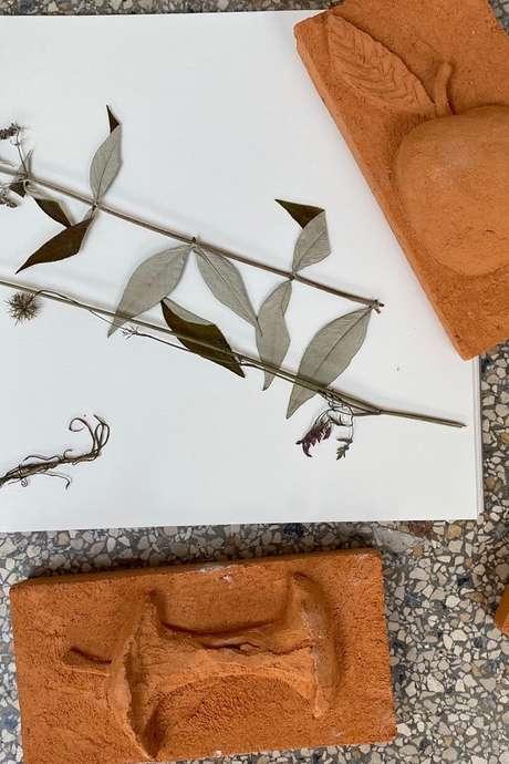 Atelier de création d'une sculpture monumentale