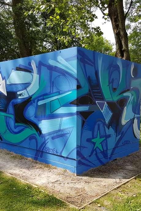 Visite guidée - Calais street art
