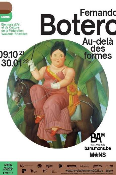 Fernando Botero. Au-delà des formes.